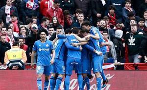 El VAR impulsa al Getafe hacia la Liga de Campeones