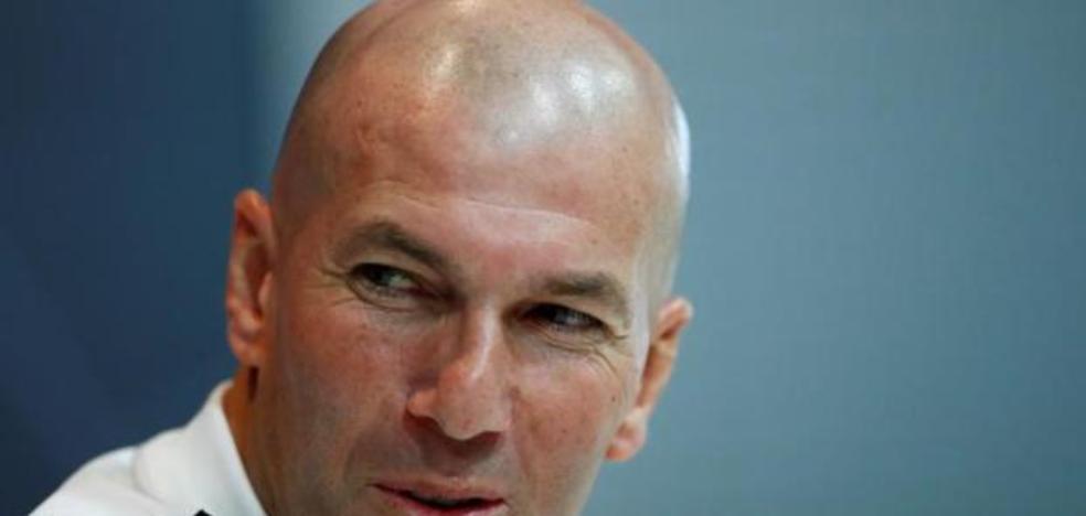 Zidane: «Habrá cambios, sé lo que quiero y lo hablaré con el club»