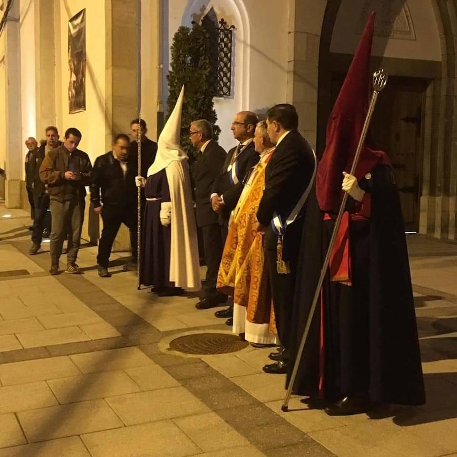 El Viernes Santos de Santa Lucía de Gordón