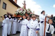 Santa Marina del Rey se despide de su Semana Santa