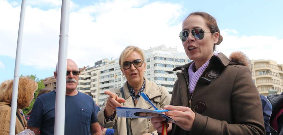 El PP anima a los leoneses a optar por Pablo Casado porque «es garantía de estabilidad y unidad de España»