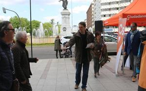 El fomento de la natalidad, una de las claves de la propuesta de Cs en León, que confía en volver al Congreso