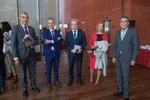 Público en los Premios Castilla y León