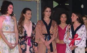 La diseñadora leonesa Sara Santiago presenta su nueva colección