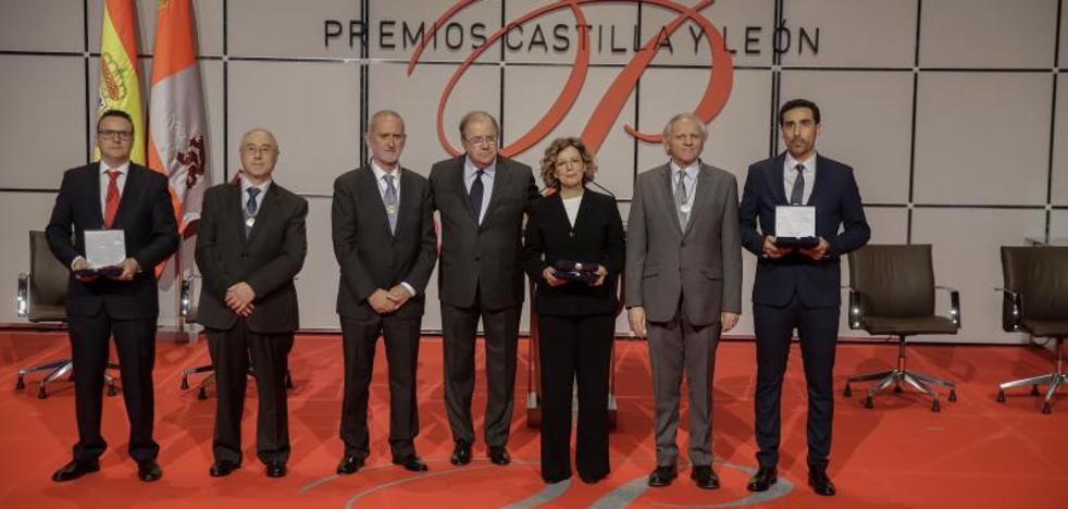 Herrera llama a «creer más» en las «capacidades y las posibilidades» de Castilla y León