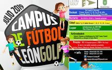 Un campus multideporte para los niños en León Golf