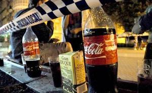 Denuncian a 21 personas por consumir alcohol en la calle en Ponferrada