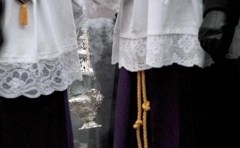 Última recreación del encuentro del Viernes Santo, un cambio necesario