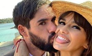 La romántica felicitación de Sara Sálamo a Isco