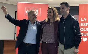 Cendón pone al alcalde de La Bañeza de ejemplo sobre «cómo se debe gobernar un ayuntamiento»