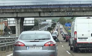 Dos fallecidos en las carreteras de Castilla y León durante la operación de Semana Santa