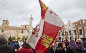Más de mil personas celebran ya en Villalar de los Comuneros el Día de Castilla y León