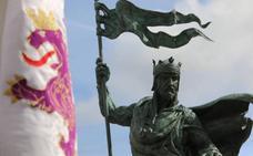 León da 'voz y voto' a Alfonso IX