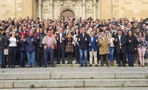 Ciudadanos León logra candidatos en 70 ayuntamientos y 123 pedanías de la provincia