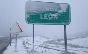 El invierno regresa a León: alerta amarilla por nevadas y la cota en 900 metros