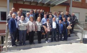 Los antiguos alumnos 'Palotinos' de Veguellina de Órbigo celebran su jornada de convivencia y la asamblea anual
