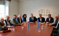 La Fele se reúne con Cs para presentar las demandas de los empresarios leoneses