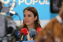 Andrea Levy en León