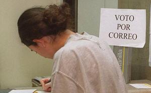 Se amplía hasta este viernes a las 14:00 horas el plazo para depositar el voto por correo