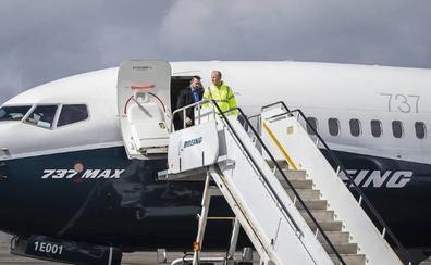 Boeing cifra en, al menos, 900 millones de euros la factura por la crisis del 737-MAX