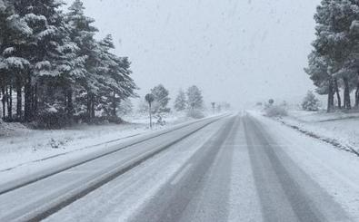 Desactivada la alerta por nieve en la provincia de León