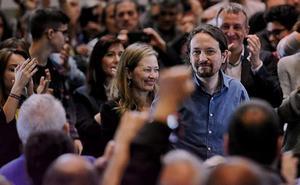 Pablo Iglesias, protagonista este viernes en el Conservatorio de León en un 'encuentro con la gente'