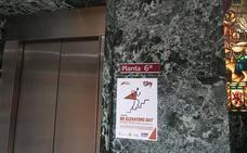 Las EDM y 'León, ciudad saludable' animan a utilizar las escaleras en el Día Internacional sin Ascensores
