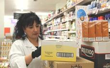 Eroski y Soltra abren en Puente Villarente el primer supermercado gestionado por personas con discapacidad