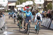 Primera etapa de la Vuelta a Castilla y León