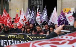 La precariedad laboral 'escala' en León, con 32 accidentes diarios en el puesto de trabajo