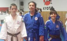 Tres leoneses estarán en la final del Campeonato de España de Judo