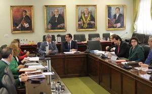 La ULE acoge un encuentro de la comisión que organiza la próxima EBAU en Castilla y León