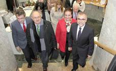 La Junta consigna 120.000 euros para la segunda fase de construcción de la Casa de la Poesía de La Bañeza