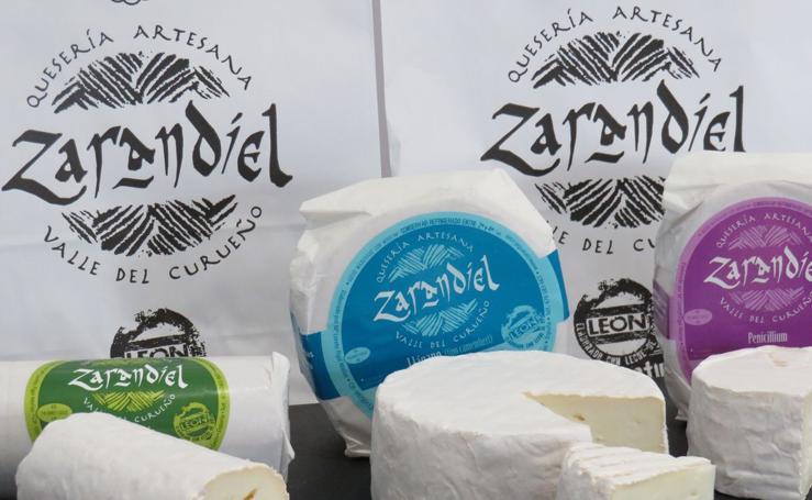 El sabor de Zarandiel