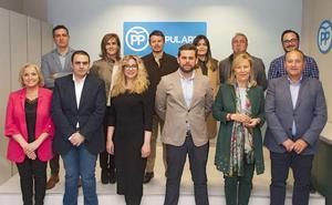El PP cierra la campaña «satisfecho e ilusionado» por las opciones de hablar de León en el Congreso