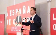 Cendón: «Vamos a ganar, a ganar en León, en Castilla y León, y en España»
