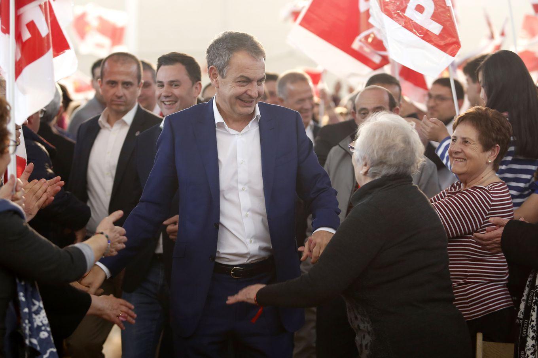 El PSOE, a la conquista del voto