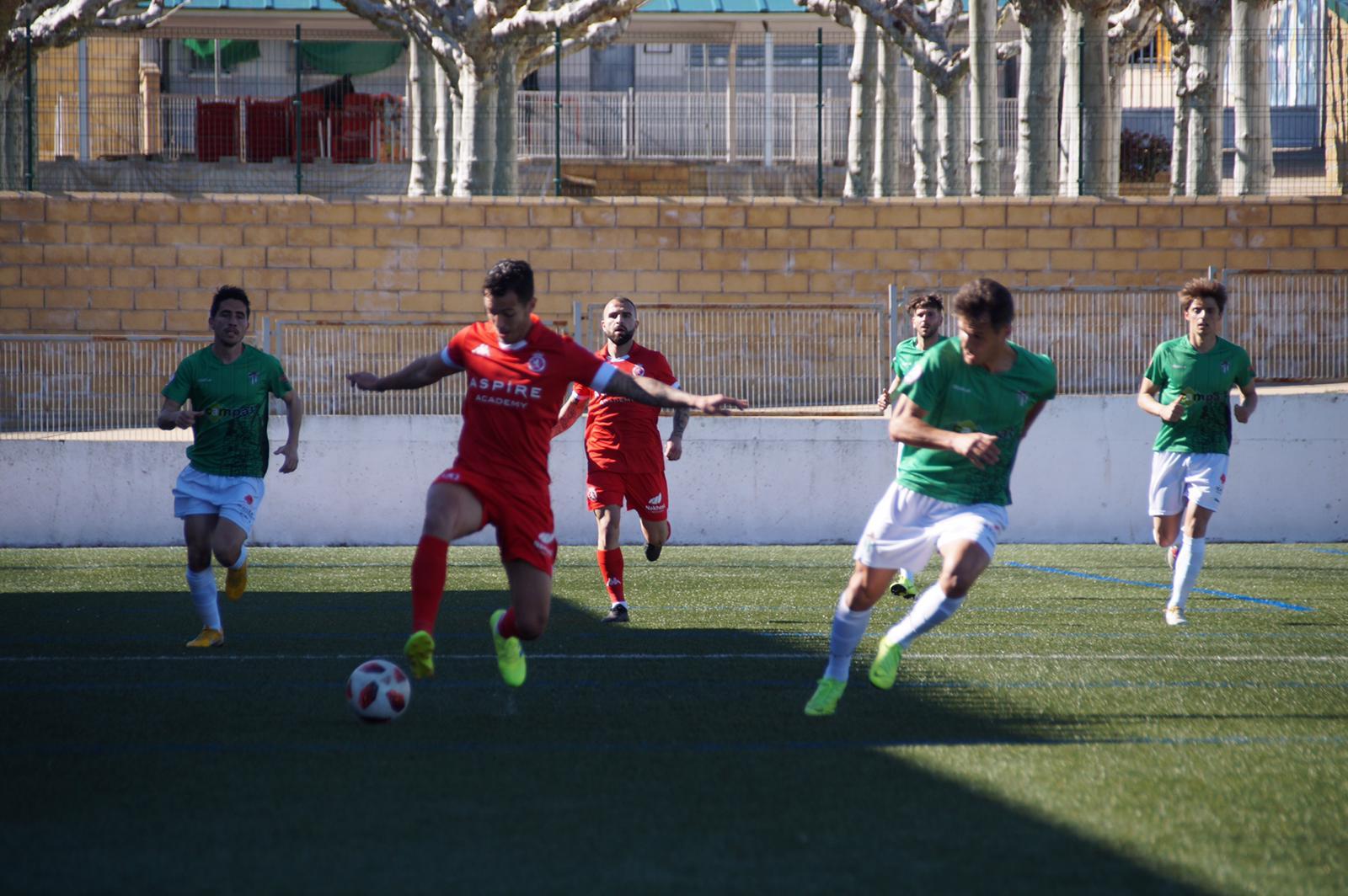 Derrota de la Cultural en Guijuelo (1-0)