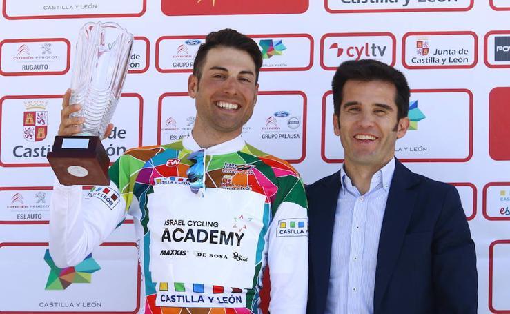 Imágenes de la final de la XXXIV Vuelta Ciclista a Castilla y León