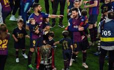 Luis Suárez: «Que un equipo que pelea por la categoría nos haga este partido muestra el valor de la Liga»