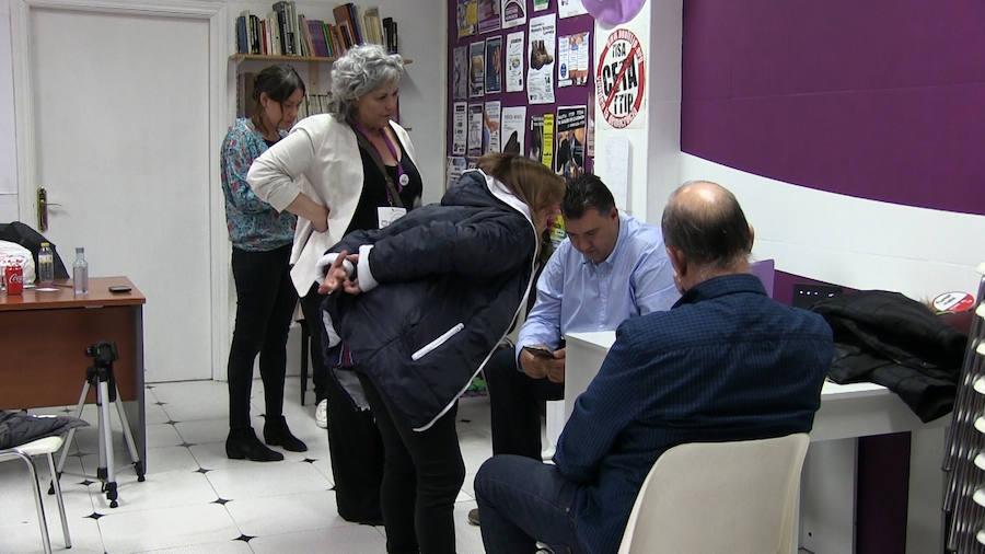 Unidas Podemos pierde su escaño por León