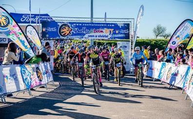 Baza y Carrascosa, ganadores de la Vuelta a León BTT
