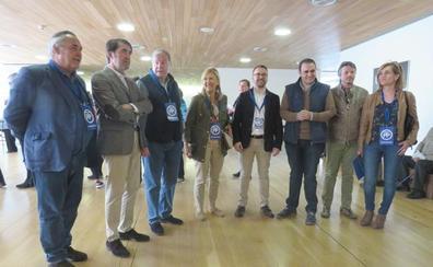González Guinda confía en lograr los dos diputados por León para afrontar una legislatura «decisiva»