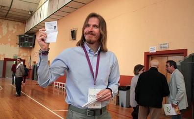 Pablo Fernández apuesta por repetir el diputado por León y que Podemos sea la gran sorpresa