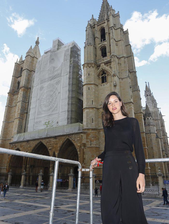Andrea, de León al Congreso