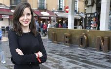 Andrea Fernández: «Mi juventud permitirá ofrecer otros puntos de vista en el Congreso»