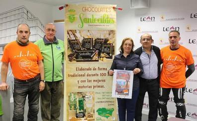 Moteros Solidarios organiza una chocolatada a favor de la Fundación Josep Carreras
