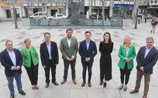 Ocho voces y una obligación: el reto de los representantes leoneses en Madrid