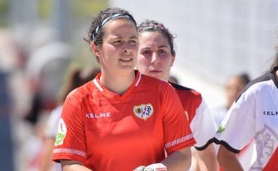 Cristina Portomeñe debuta en Primera: «Es una recompensa»