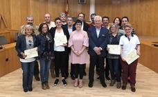 La Junta y San Andrés clausuran un programa de formación y empleo con inversión de 87.000 euros